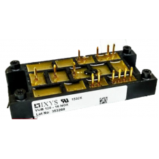 IXYS BRIDGES WITH IGBT AND DIODE FOR BRAKE UNIT VUB120-16NOX