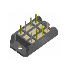 IXYS BRIDGES WITH STANDARD OR SEMIFAST DIODES MDMA60UC1600VC
