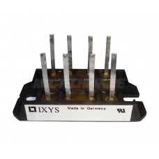 IXYS BRIDGES WITH STANDARD OR SEMIFAST DIODES VUC36-12go2