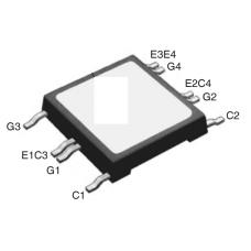 IXYS SMPD BIMOSFET MMIX1B15N300C