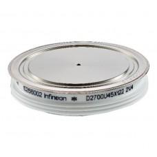 Infineon IGCT Or IGBT - Freewheeling Diodes D2700U45X122